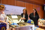La consejera de Bienestar Social ha presentado junto con UNICEF CLM, el kit humanitario enviado a Siria