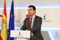 El consejero de Agricultura, Medio Ambiente y Desarrollo Rural, Francisco Martínez Arroyo, ha informado en el Palacio de Fuensalida sobre diferentes cuestiones abordadas en el Consejo de Gobierno.