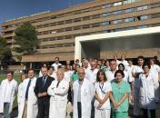 Profesionales de Albacete ponen en marcha el primer programa de trasplante renal de donante vivo en Castilla-La Mancha