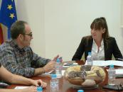 Inmaculada Herranz se reúne con CCOO en Castilla-La Mancha para fomentar las vías de coordinación del Plan de Garantías
