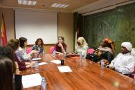 El Gobierno regional presenta el Protocolo para la Prevención de la Mutilación Genital Femenina a los responsables del Proyecto Europeo 'After'