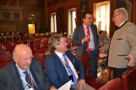 El Gobierno regional impulsa la creación de una asociación para la protección y promoción de las 9 DOs vinícolas de Castilla-La Mancha