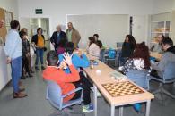 Ruiz Santos Visita el Centro de Día de la Asociación Desarrollo-Autismo