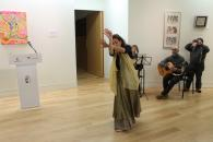 Inauguración de la exposición de Beatriz Sanz Alonso en Casa Perona