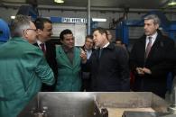 Visita a la cooperativa de aceite 'Nuestra Señora de la Antigua'