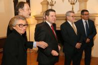 """García-Page: """"Es un honor volver a reunir a este foro de intercambio y diálogo en Toledo, la Ciudad de las Tres Culturas y de la tolerancia"""""""