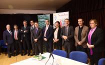 Inauguración de la 'Jornada de Desarrollo Rural y Despoblación en Ciudad Real: el Campo de Montiel'