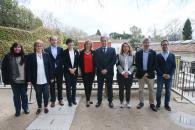 El viceconsejero de Cultura, Jesús Carrascosa, participa en la rueda de prensa en la que se informará sobre los acuerdos de la reunión del Consejo de Patrimonio Histórico, que trata la candidatura ante la UNESCO de la Cerámica de Talavera y Puente