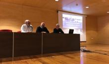 García Molina asiste a la clausura de las jornadas del CEDOBI en memoria de las Brigadas Internacionales de Albacete