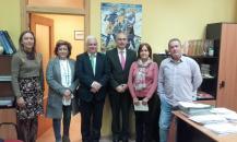 El Gobierno regional anima al Ayuntamiento de Talavera de la Reina a recuperar la actividad del Centro de Formación del Consumidor y del Colegio Arbitral de Consumo