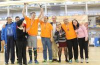 campeonato fútbol sala FECAM