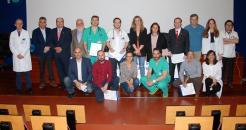 Más de 170 profesionales han participado en los trabajos que concurren a los VI Premios de Investigación del Área Integrada de Talavera