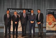 El Gobierno regional renueva su compromiso de apoyo al Festival Internacional de Teatro Clásico de Almagro