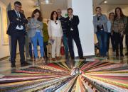 El Gobierno regional contribuye a visibilizar a la mujer artista con la muestra 'Mujeres en el arte', que podrá visitarse hasta el 27 de mayo en el Museo de Cuenca