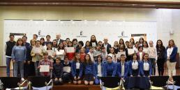 Una alumna alcarreña de 1º de Secundaria representará a Castilla-La Mancha en la audiencia del concurso '¿Qué es un Rey para ti?'