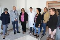 El Gobierno de García-Page mejora las Urgencias del Centro de Salud de Campo de Criptana en su apuesta por la Atención Primaria
