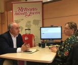 El Gobierno regional ampliará en cuatro personas la red de mediadores del Plan de Retorno del Talento Juvenil de la provincia de Toledo