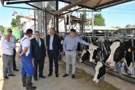 El consejero de Educación, Cultura y Deportes en funciones ha visitado el IES 'San Isidro'