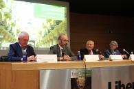 XII Jornadas Oncológica en la sala de Liberbank de Albacete