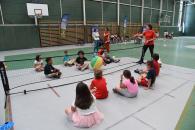 El director general de Juventud y Deportes en funciones, Juan Ramón Amores, participa en la presentación del Proyecto de Diversidad Funcional en Centros Educativos de Castilla-La Mancha