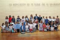 Un alumno del CP 'Miguel de Cervantes' de Terrinches (Ciudad Real) representará a Castilla-La Mancha en la audiencia del concurso '¿Qué es un Rey para ti?'