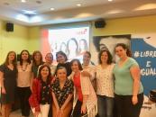 Inauguración del Proyecto Gira en el Centro de la Mujer de Albacete