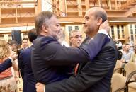 El vicepresidente primero en funciones, hoy en Cuenca y en San Lorenzo de la Parrilla