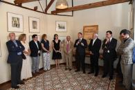 Inauguración de la exposición fotográfica 'Toledo Artístico y Monumental'
