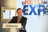 Clausura de la VIII edición de la jornada 'El reto de exportar'