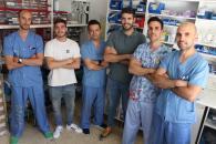 Profesionales de Enfermería del Hospital de Toledo, premiados por un trabajo sobre el cuidado de heridas complejas en Traumatología