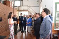 Visita a las Destilerías de Osborne y homenaje a Pepe Raya
