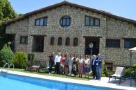 Sigüenza acoge la primera reunión de coordinación de la Red de Hospederías de Castilla-La Mancha