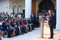 Acto de toma de posesión del nuevo Gobierno de Castilla-La Mancha II