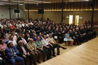 El consejero de Hacienda y Administraciones Públicas, Juan Alfonso Ruiz Molina, preside el acto de clausura de los cursos selectivos de formación inicial para Policías Locales de Castilla-La Mancha