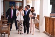 Presentación del estudio 'La economía de la comunidad autónoma de Castilla-La Mancha'