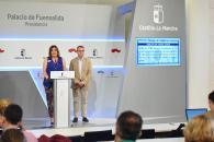 Patricia Franco informa de los acuerdos adoptados en Consejo de Gobierno relacionados con su departamento