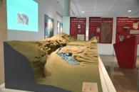 Fotografía del Centro de Interpretación de El Tolmo de Minateda