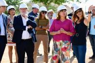El nuevo Plan de Infraestructuras Educativas 2019-2023 generará unos 900 empleos en la provincia de Albacete a lo largo de esta legislatura