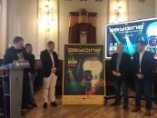 Presentación del cartel de la XXI edición de ABYCINE