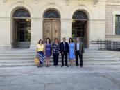 El Gobierno de Castilla la Mancha y la Diputación Provincial de Cuenca sientan las bases de su colaboración en el Plan de Empleo