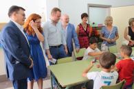 Visita Comedor Escolar Verano en el CEIP Cristobal Valera