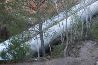 """El Gobierno regional se muestra convencido de que el trasvase de agua del Tajo al Levante es """"insostenible"""" y existen alternativas para el Levante"""