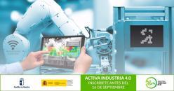 El Gobierno regional se adhiere al Proyecto 'Industria Conectada 4.0' del Ministerio que, a través de la Fundación EOI, favorecerá la transformación digital de las empresas de la región