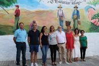 """Inauguración del proyecto """"Los Murales"""" de Molinicos"""