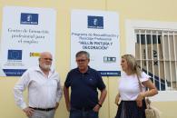 Visita al RECUAL de Pintura del Ayuntamiento de Hellín