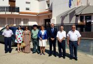 El Gobierno regional destaca el trabajo conjunto entre Junta, Diputación y el Ayuntamiento de El Puerto de San Vicente en apoyo de servicios públicos y el desarrollo económico del municipio
