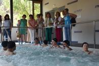 El Gobierno de Castilla-La Mancha incrementa el programa de 'Termalismo terapéutico' para personas con párkinson, iniciativa única en toda España