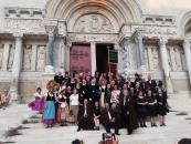 El Gobierno de Castilla-La Mancha se interesa por el legado visigodo francés de la Abadía de Saint-Guilles, relacionado con la capital regional
