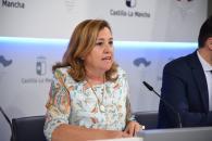 La consejera de Educación, Cultura y Deportes, Rosa Ana Rodríguez, informa sobre el inicio del curso escolar