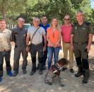 Balance de la Unidad Canina de Albacete